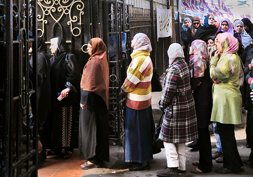 EGYPT: Marginalized women set to receive identity cards and human rights