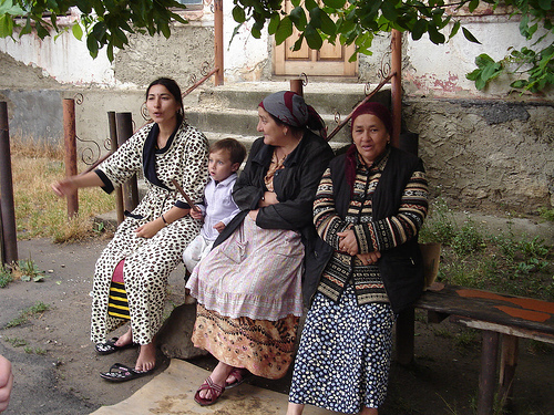 United Nations advocates urge Moldova to protect Roma women's rights