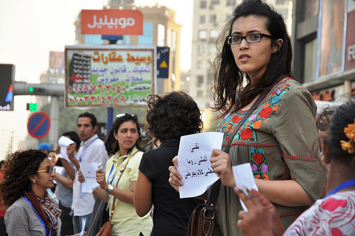 Sexual harassment of women reveals the under-belly of turmoil in Egypt