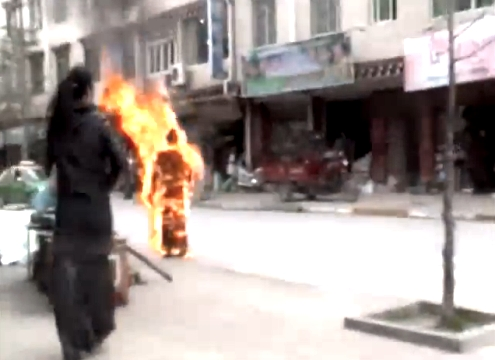 Buddhist mother's self-immolation death sparks growing concern for Tibetans in China