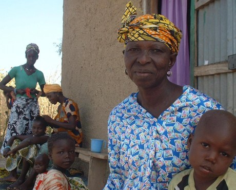 In spite of local microlending efforts climate change brings food shortages to Mali