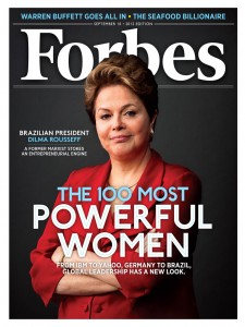 The World's 100 Most Powerful (And Connected) Women
