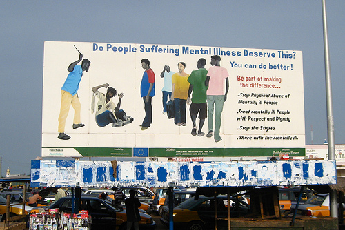 Ghana's mental healthcare abuses go unchecked says Human Rights Watch