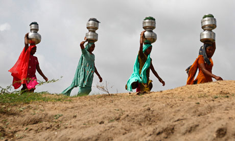 Improving women's access to water: why business must take a role
