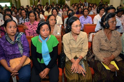[Cambodia] Women speak out over Khmer Rouge sexual violence