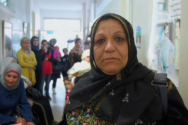 Breast Cancer Screening Comes to Palestinians