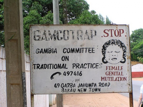 "We can't turn away from ""the global problem"" – FGM"