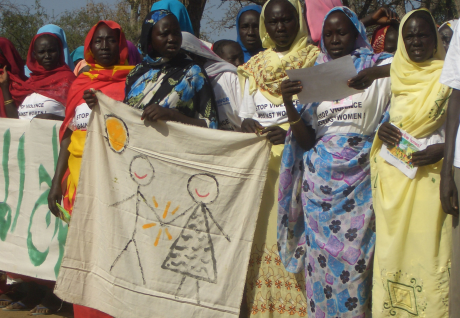 Refugee youth in South Sudan say no to gender based violence
