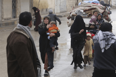 Critical sexual violence causes mass exodus in Syria