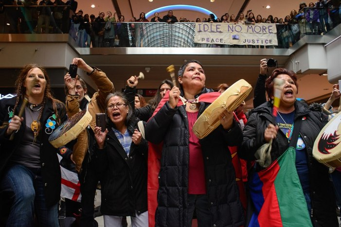 Idle No More: A profound social movement that is already succeeding