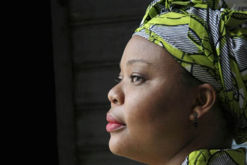 Nobel Peace Laureate Gbowee brings scholarships to Liberia's women