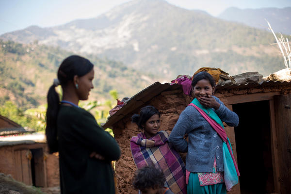 Out of the sheds: Women fight segregation in rural Nepal