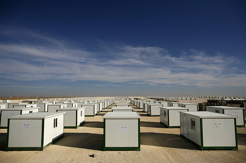 Conditions in Jordan Syrian refugee camp are worse for women