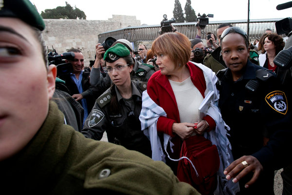 Court Rules for Women in Western Wall Dispute
