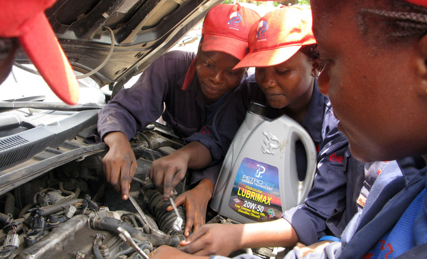 Lady Mechanic Initiative Trains Women For 'The Best Job'