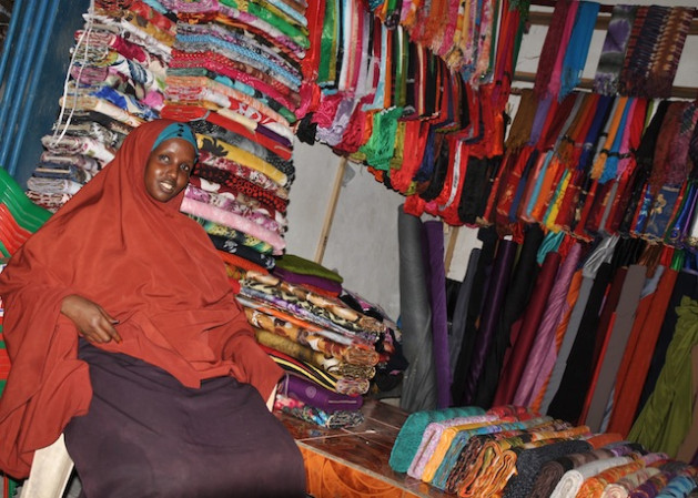 Somali Women Cashing in on Business