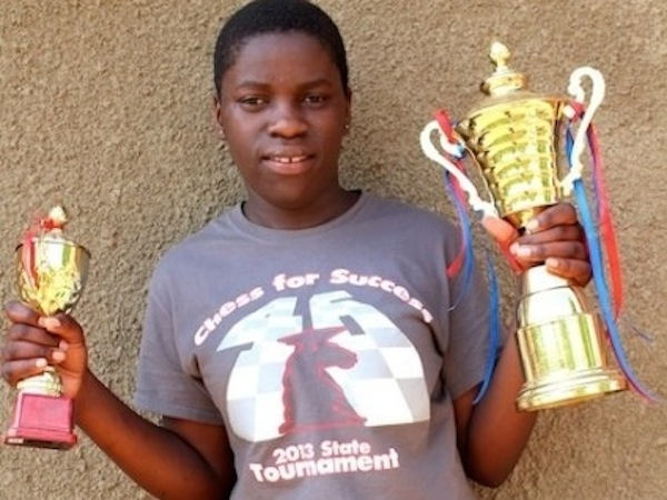 From [Uganda] Slum Girl to World Chess Prodigy