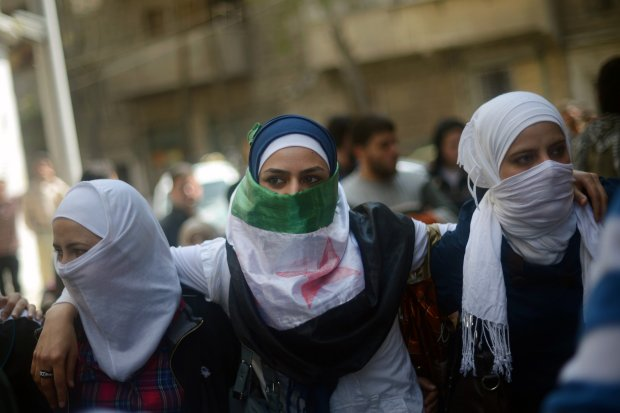 Report: Syrian Women Face Detention, Torture