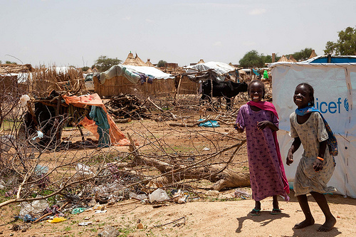 DARFUR: UN Peacekeepers face fatal injuries as displaced camps reach crisis point
