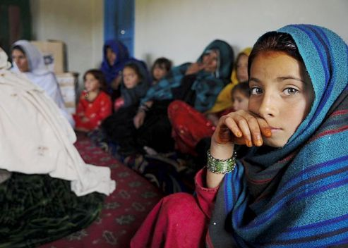 Afghanistan women fear reversals of basic human rights as 2014 gets closer