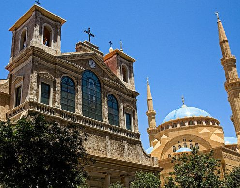 Greater religious diversity begins to get public support throughout Lebanon