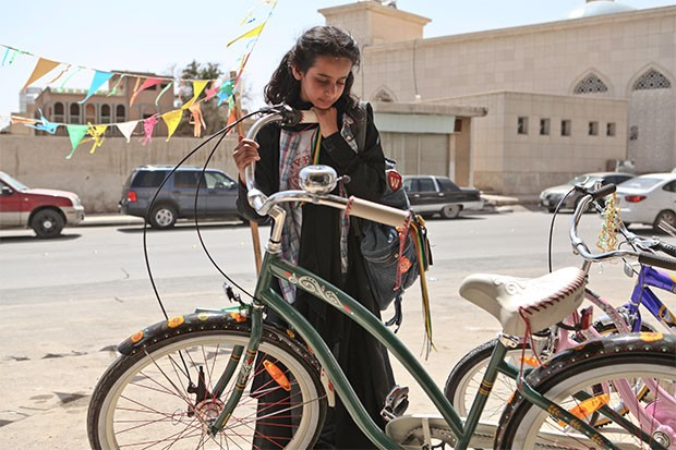 What a [Saudi Arabia] Girl and Her Bike Can Say About Women's Rights