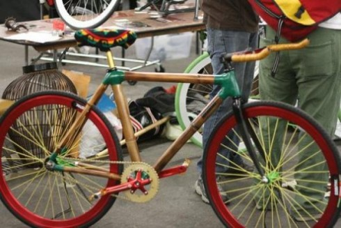 Bamboo bicycles from Ghana, Africa among UN's list for emission reducing inventions