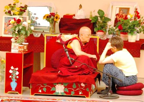 "Australian Buddhist nun shares life & mind as a ""river of energy"""