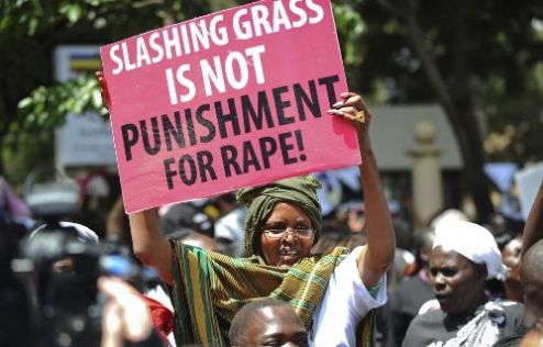 "Online peititon calls for justice for ""world's worst punishment for rape"""