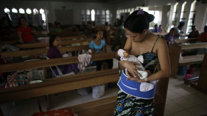 Like Food And Water, Women's Safety A Priority For Relief Aid