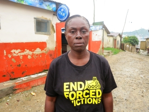NIGERIA: Amnesty International puts heat on as forced evictions continue
