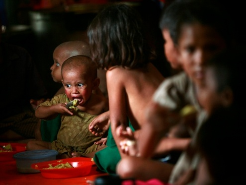 THAILAND: Minority Rohingya children face critical trafficking dangers