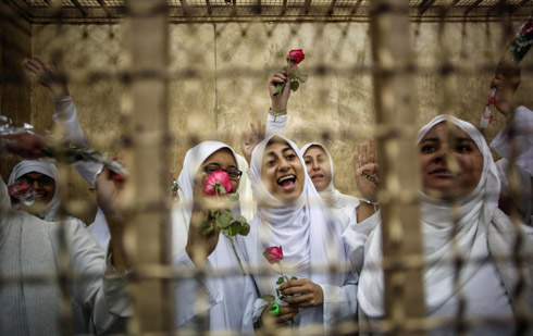 You've Heard of the Brotherhood, But Now the Muslim Sisterhood is Taking Egypt By Storm
