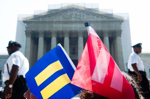 Same-sex marrieds to receive increased rights under new U.S. policy