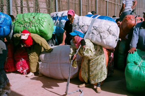 Moroccan Women Porters – Heroism and Hardship on the Border