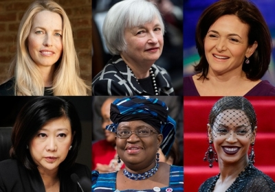 The World's Most Powerful Women 2014