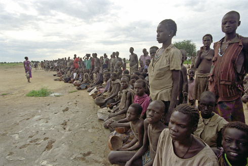 Hit from both sides: UN reports crimes against humanity in South Sudan