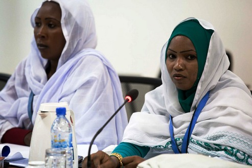Lasting global peace can only come with local women at the table