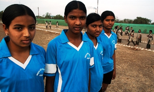 Empowering India's tribal girls, one goal at a time