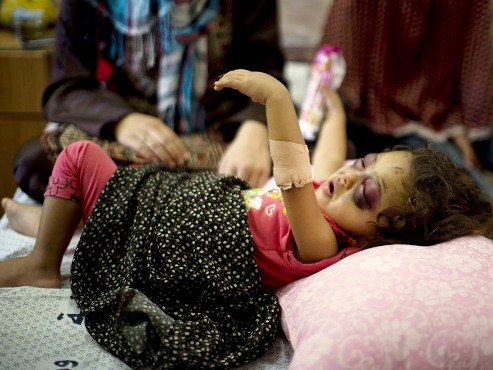 The International Community Must End Israel's Collective Punishment of the Civilian Population in the Gaza Strip