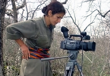 Kurdish woman journalist killed covering story on ISIS