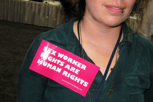 As stigma remains, one sex-worker works to correct the myths