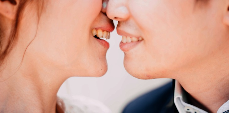 7 Kissing tips for the never been kissed!