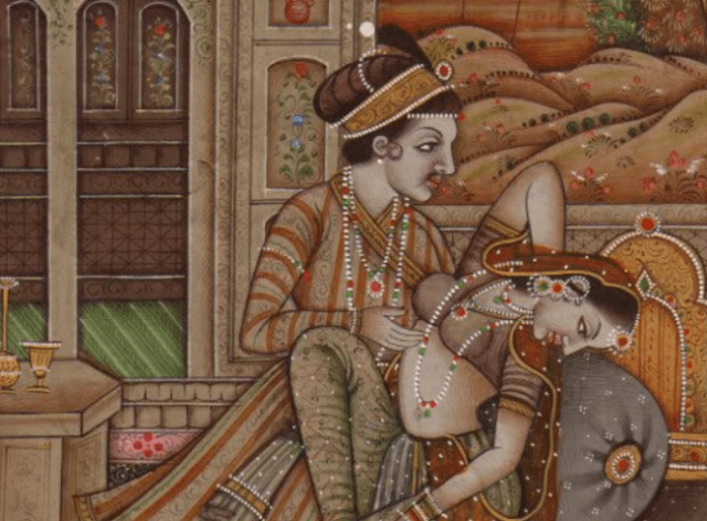 The Kamasutra: 12 kinds of embraces during sexual union!
