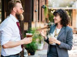 10 Ways to get the attention of your office crush!