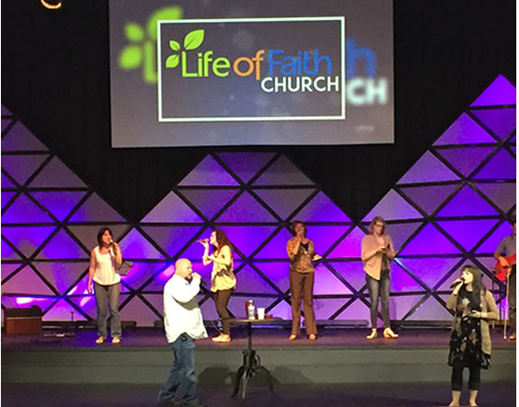Life of Faith Church, Birmingham, Al