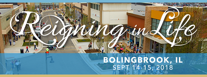 Bolingbrook, Illinois; Women of Grace Conference