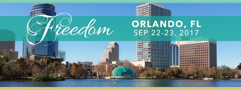 Orlando, Florida; Women of Grace Conference