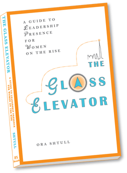 The Glass Elevator: A Guide to Leadership Presence for Women on the Rise