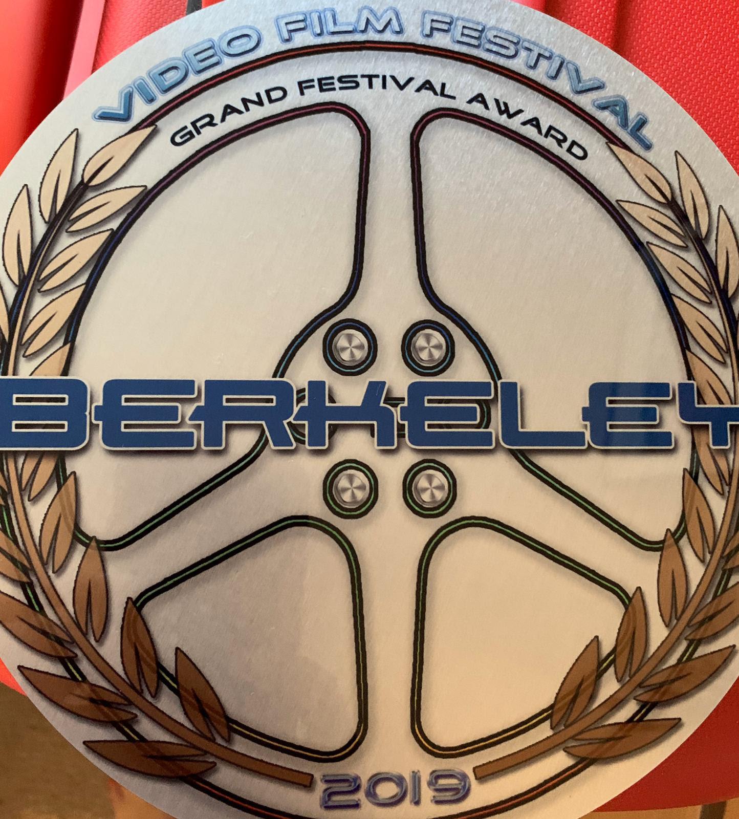 Berkeley Grand Festival Award - November 2019